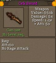 Orksword