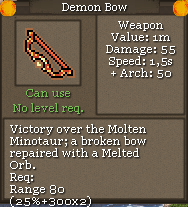 Demon Bow