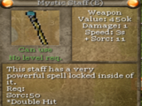 Mystic Staff (E)