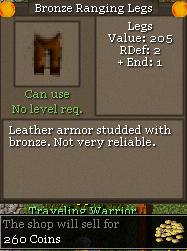BronzeRangingLegs
