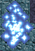 Blue Glowing Rocks