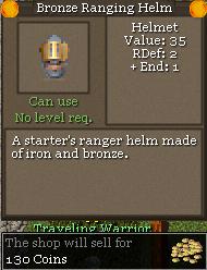 BronzeRangingHelm
