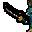 Bronze sabre icon