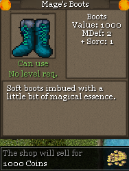 Magesboots