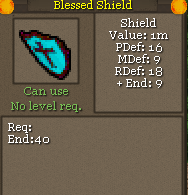 BlessedShield