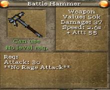 BattleHammer