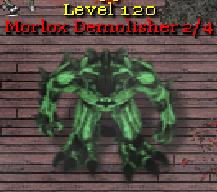 Morlox demolisher phase 2
