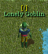 Lonely goblin
