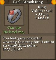 DarkAttackRing