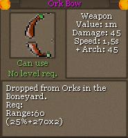 Ork Bow