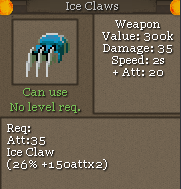 IceClaws