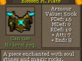 Blessed Plate