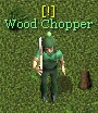 Wood Chopper NPC