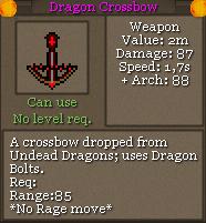 Dragon Crossbow