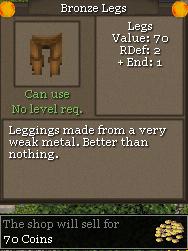 BronzeLegs