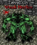 Weak morlox green 1