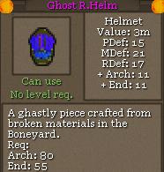 Ghostrhelm