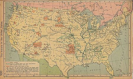 List And Maps Of Native American Tribes Oral Tradition Wiki - Us native american map