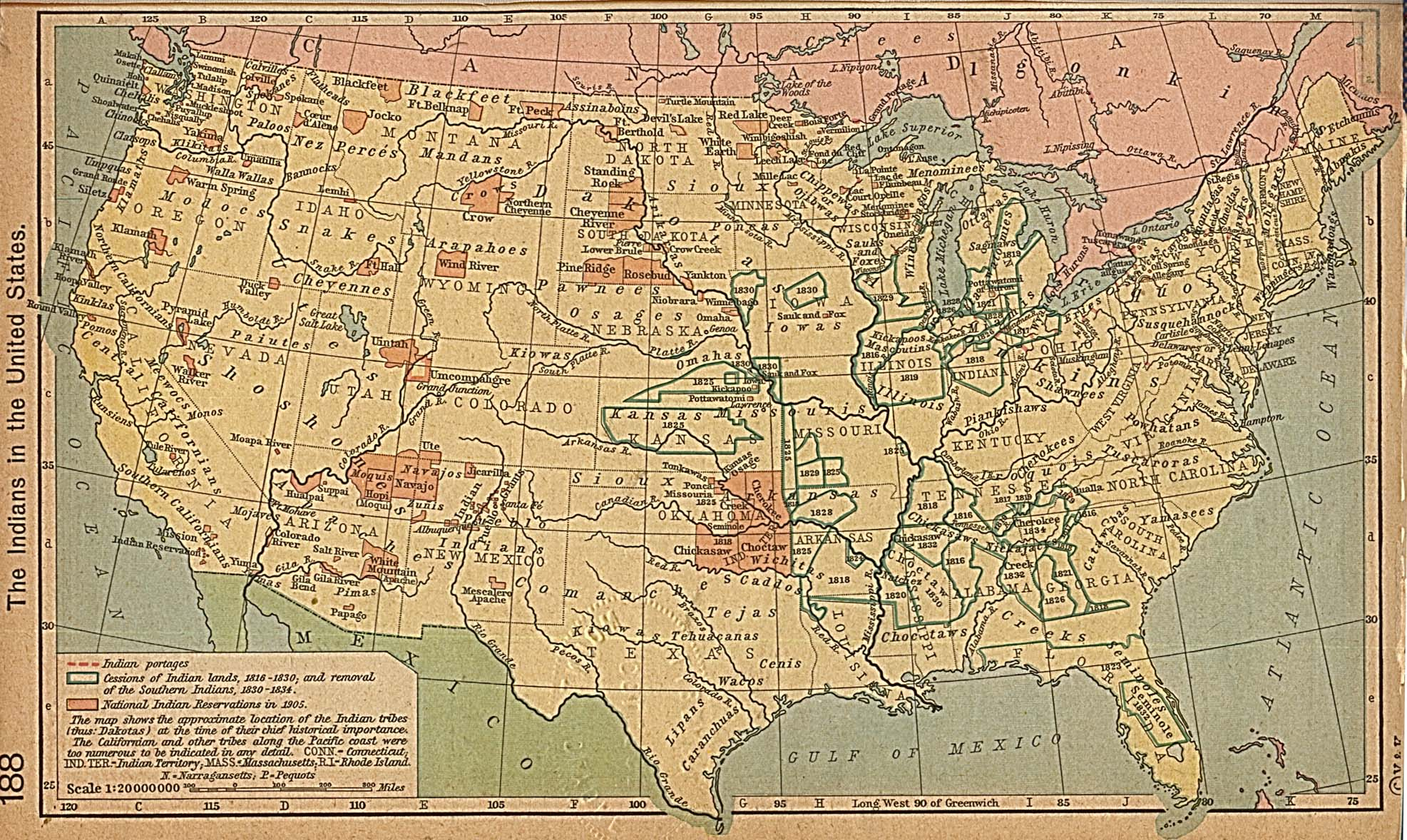 Image - Native American Tribes Map 3.jpg | Oral Tradition Wiki ...