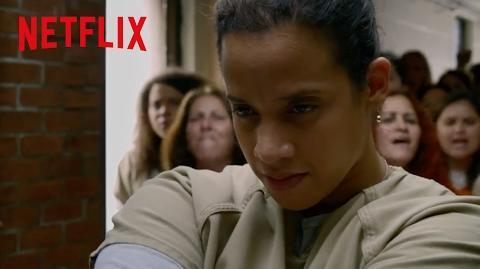 Orange Is The New Black Premier extrait de la saison 5 Netflix
