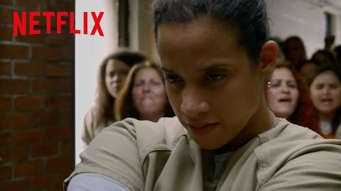 Orange Is The New Black Premier extrait de la saison 5 Netflix