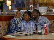 S5-4 Sahar, Farah family photo without Alison