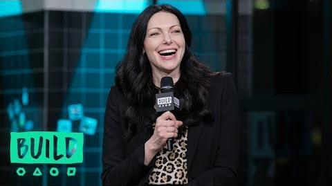 "Laura Prepon Had To Direct ""Orange Is The New Black"" While Tied Up"