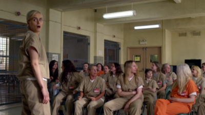 04x05, Piper, White Power Group