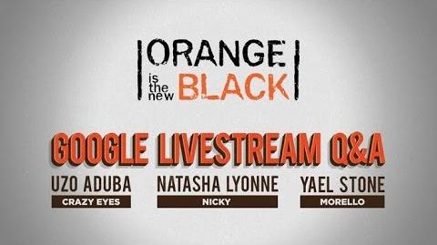 A Q&A with members of the cast of Orange Is the New Black
