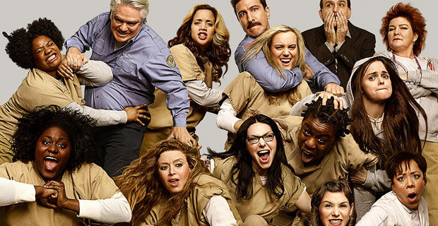 Orange is the New Black Ensemble Poster
