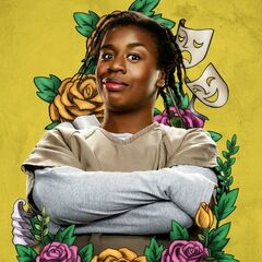 Season 3 Crazy Eyes.