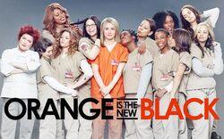 Orange-is-the-new-black Gruppenbild