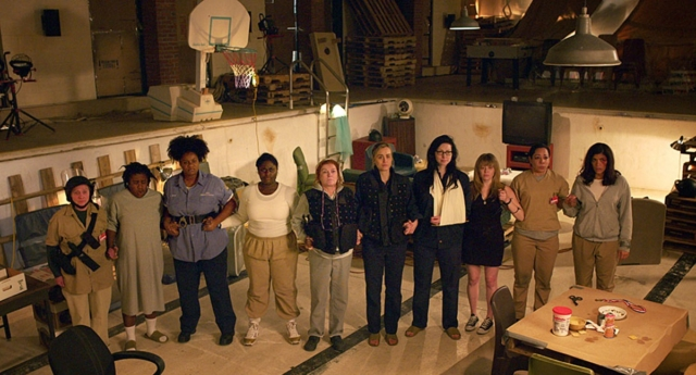 S5-13 Finale (Piper-Alex-Cindy-Frieda-Red-Gloria-Blanca-Nicky-Suzanne-Taystee)