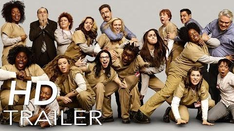 Orange Is the New Black Staffel 3 Trailer deutsch german HD Netflix Serie