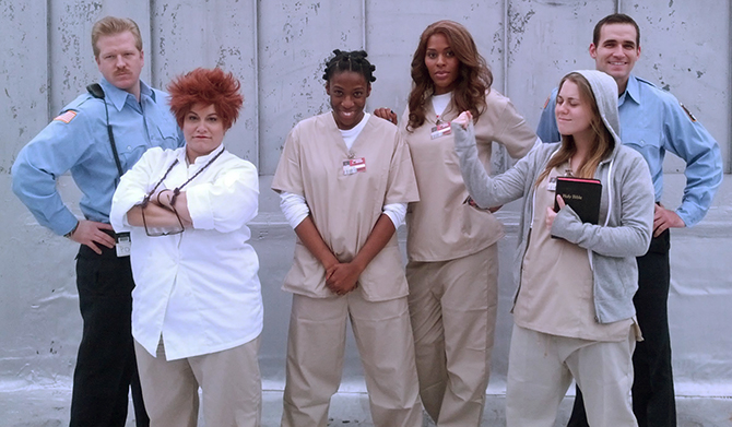 PHOTOS Winners of the Official Honey Boo Boo Halloween ... |Oitnb Big Boo Halloween Costume