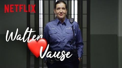 Walter loves Vause (immer noch)