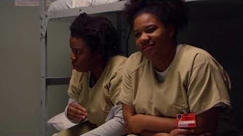 ORANGE IS THE NEW BLACK I HOMMAGE À JOHNNY HALLYDAY I Netflix