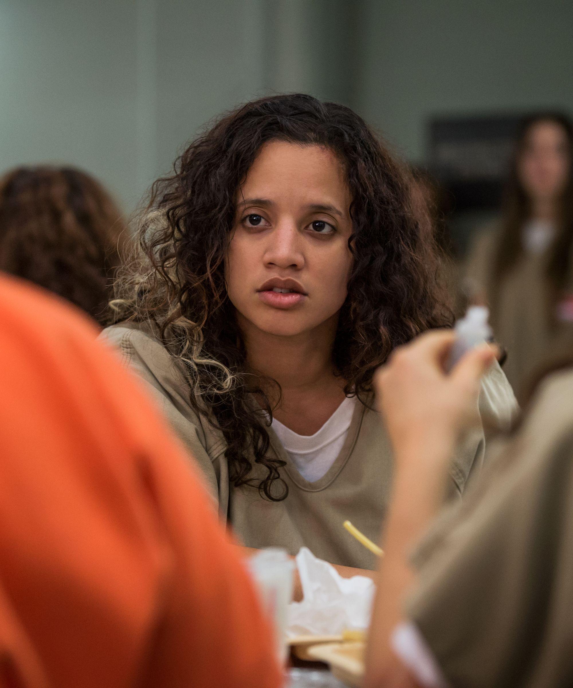 2 Black Girls Giving Head dayanara diaz | orange is the new black wiki | fandom