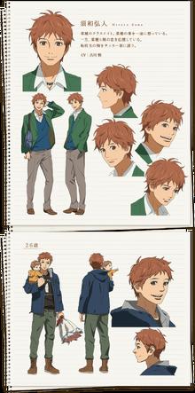 Suwa character profile