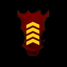 Senior sergeant