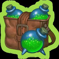 Weapon Alchemist Satchel