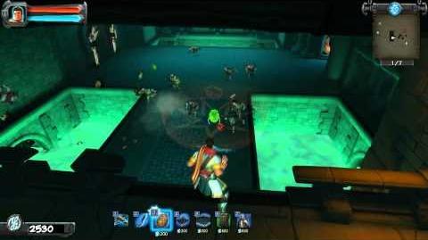 Orcs Must Die! Boom Barrel Spotlight HD Video game trailer - PC PS3 X360