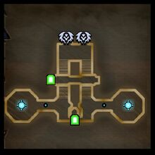 Stairs of Doom Minimap