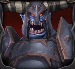 Heavy Orc Warrior