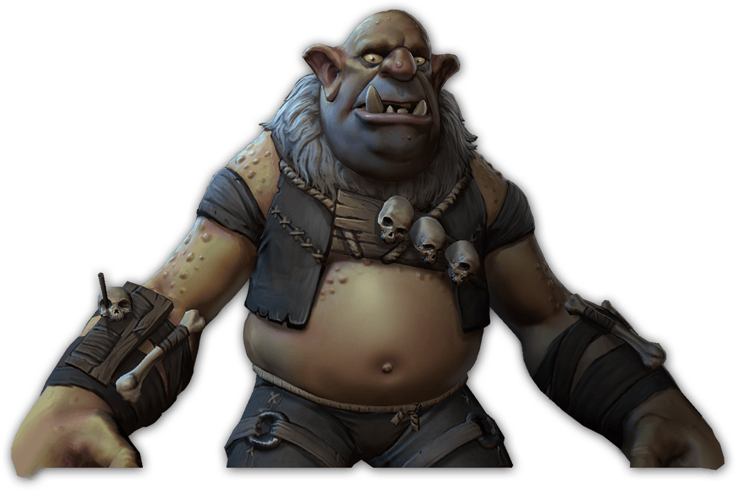 Adopte un Ogre