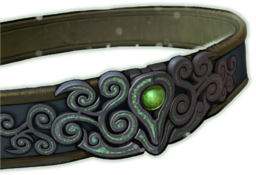 Weapon Wind Belt