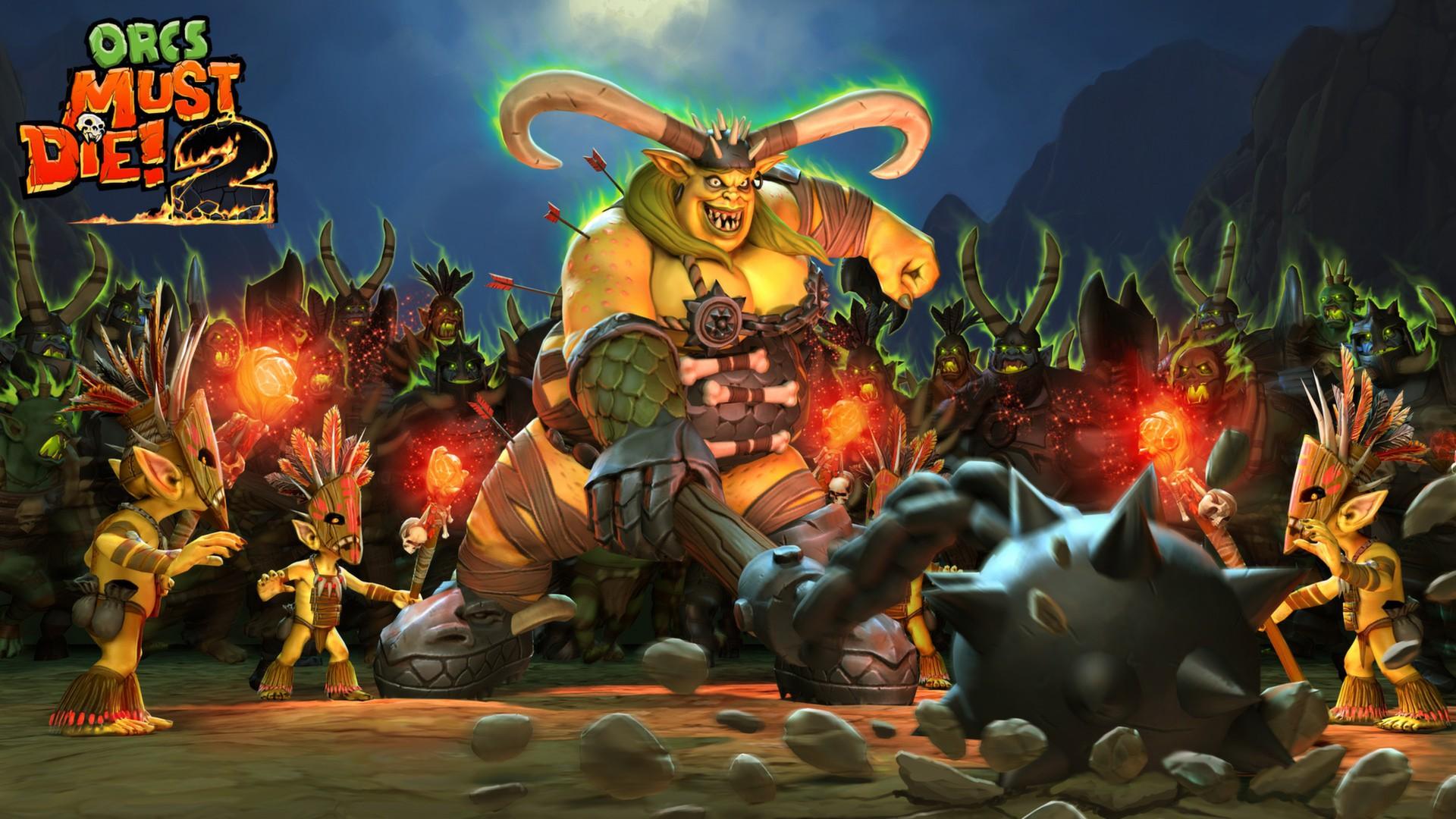 family ties - Orcs Must Die