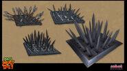 Concept FloorSpikes