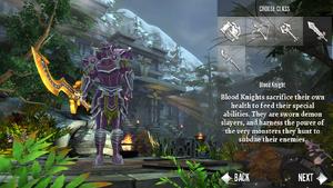 Blood Knight male