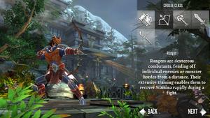 Ranger male